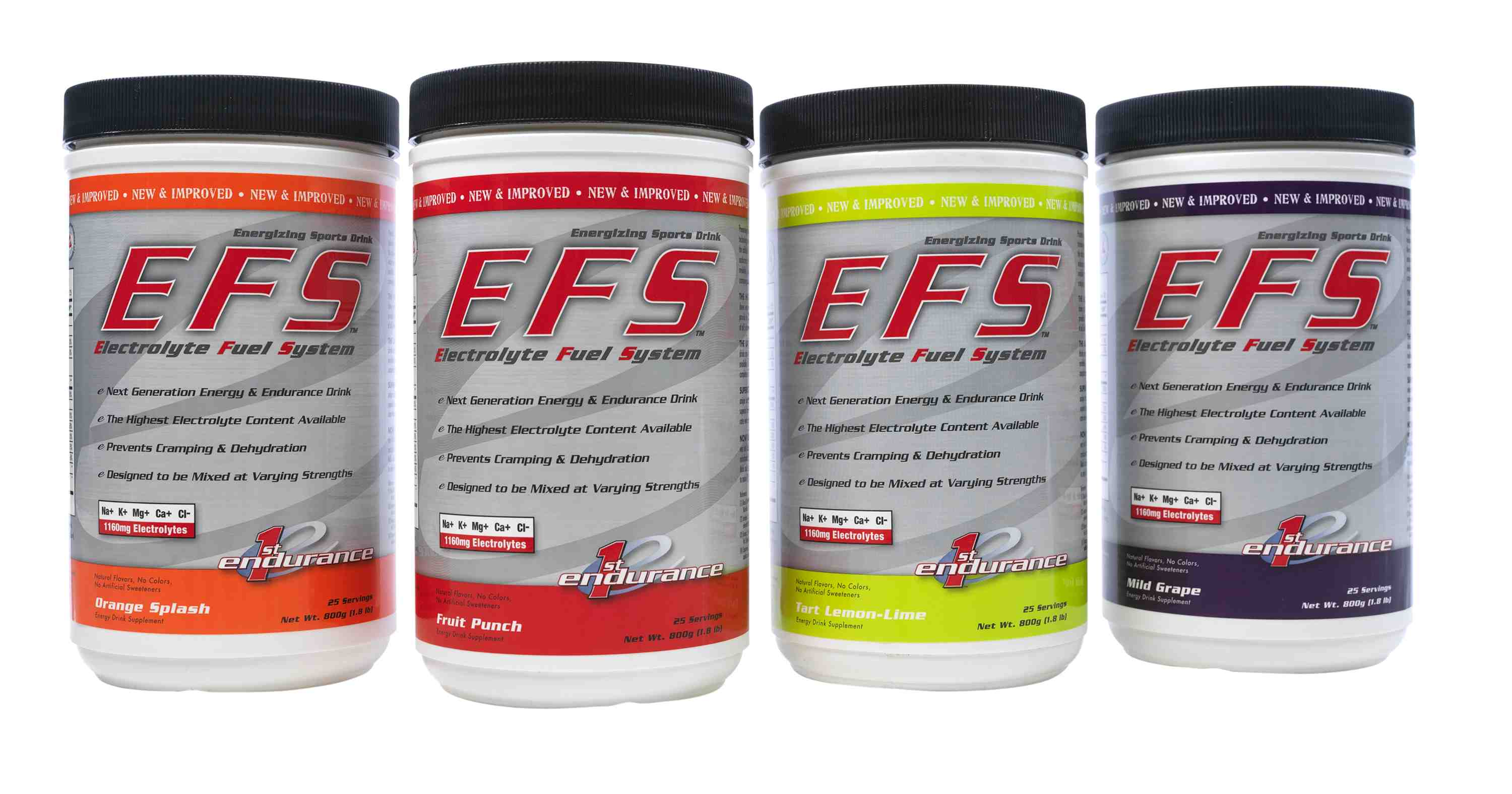 New EFS Drink Family