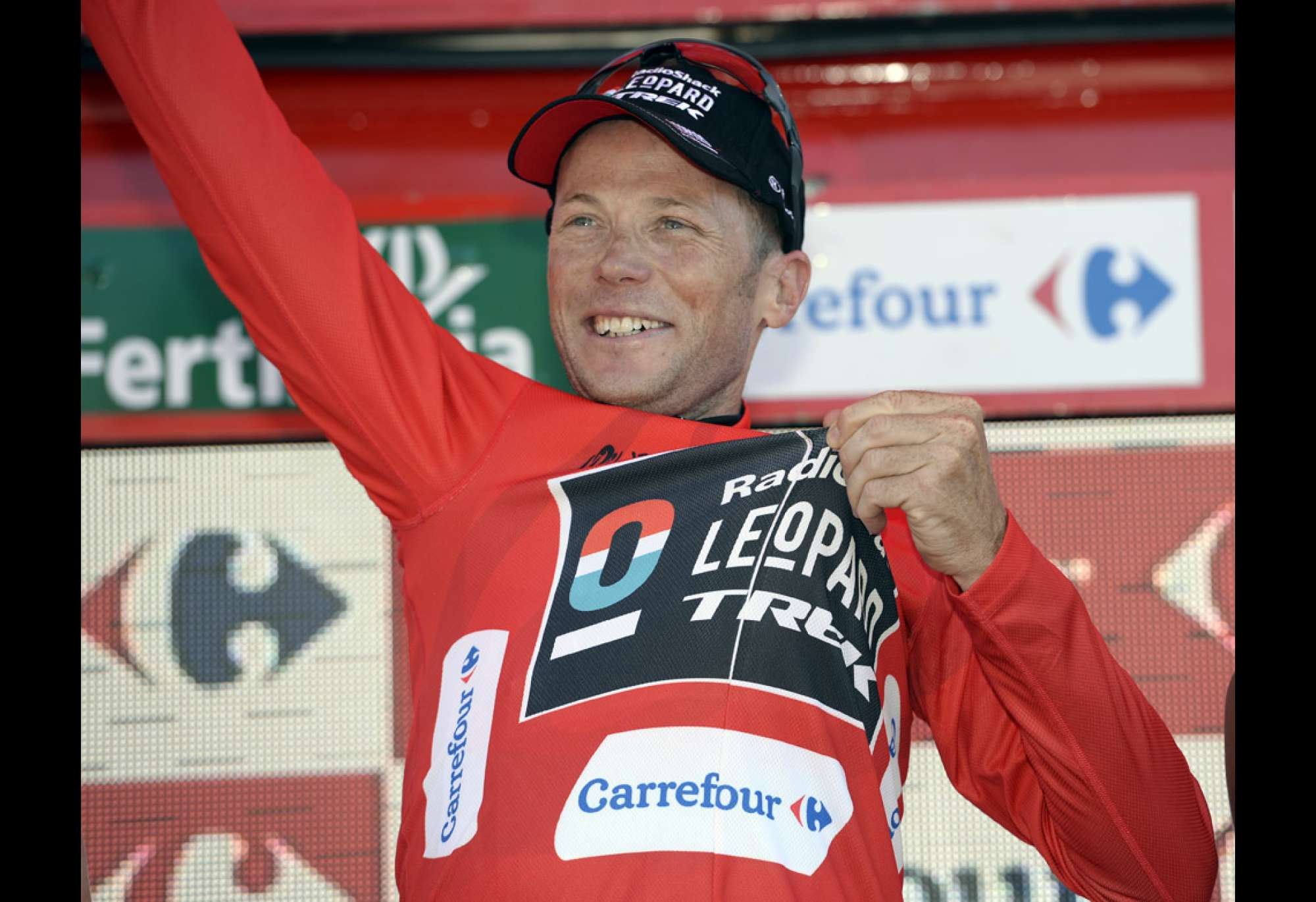 Chris Horner Signs With Airgas-Safeway