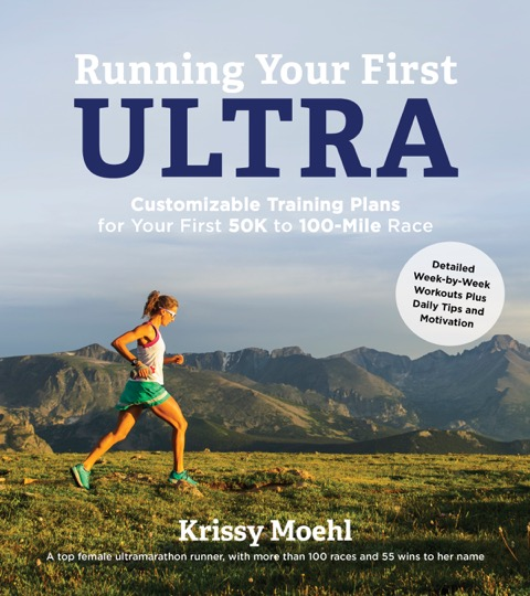 """Krissy Moehl's """"Running Your First Ultra"""" Book Tour"""