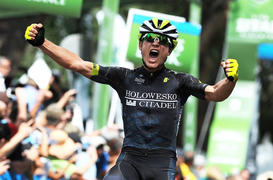 First Endurance Rider Wins Stage 2 and Leads Tour of Utah