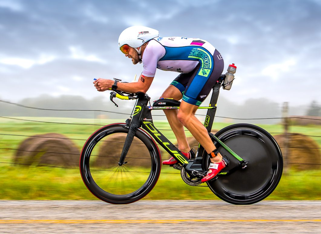 Chris Leiferman Wins Shortened IRONMAN 70.3 Austin with Matt Hanson in 3rd