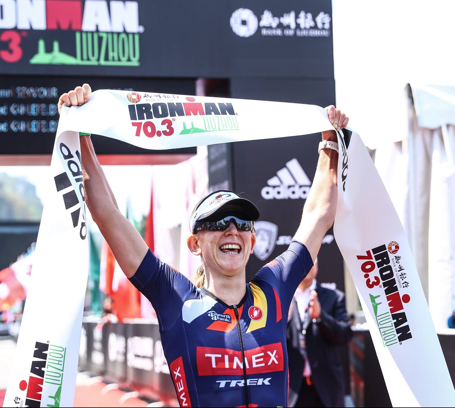 Seymour & Don Win IRONMAN 70.3 Liuzhou