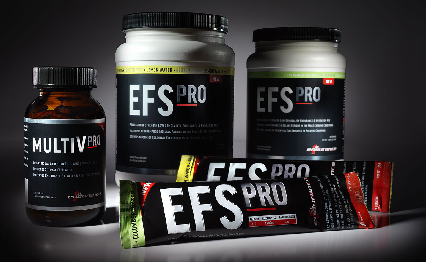 First Endurance Supplements & Sports Nutrition