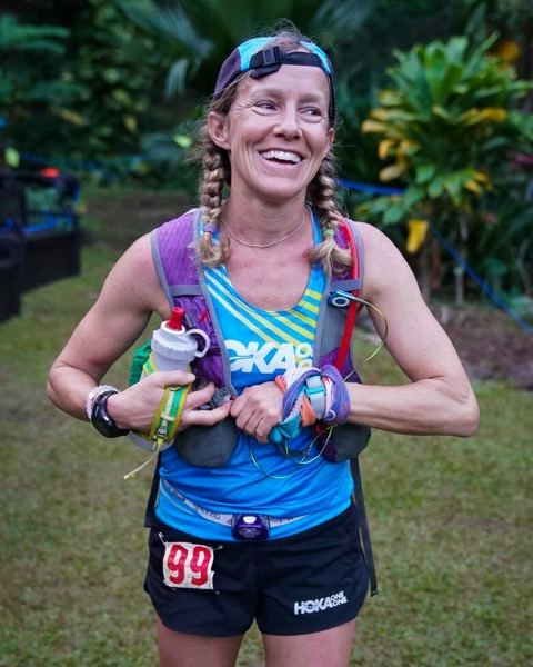 Darcy Piceu Cracks a Win at the Hurt 100 Miler to Start off 2018