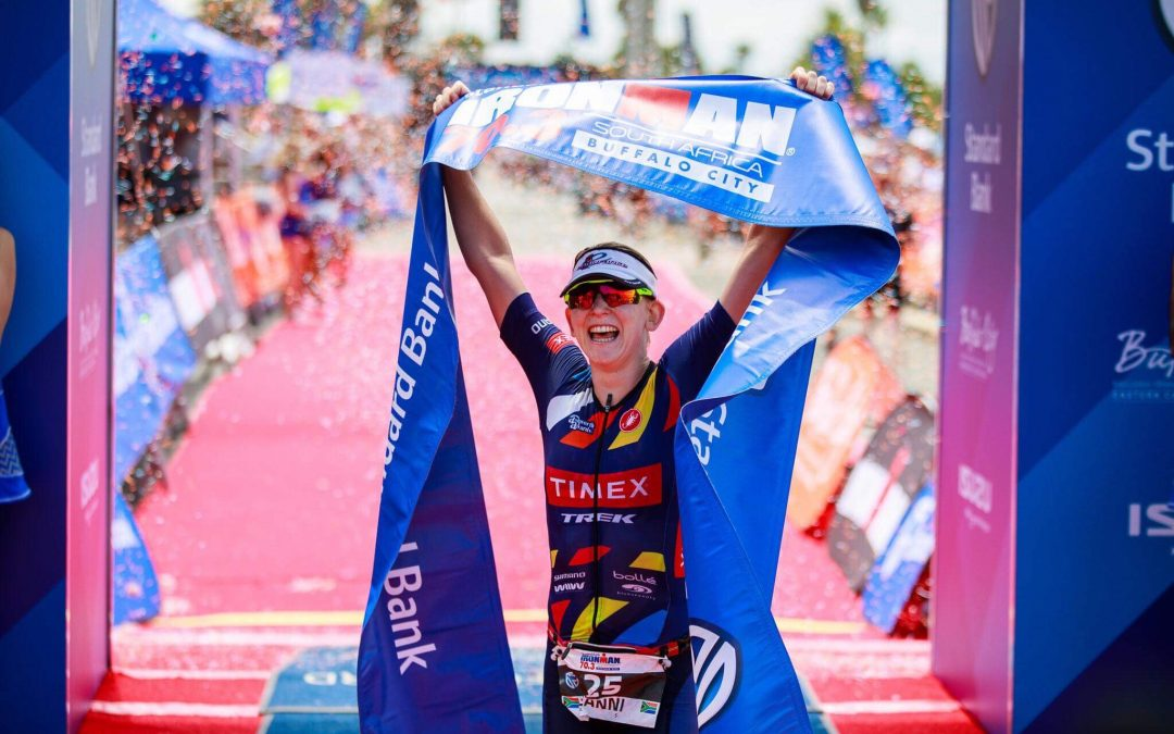Seymour Starts Season with a Win at IRONMAN 70.3 South Africa
