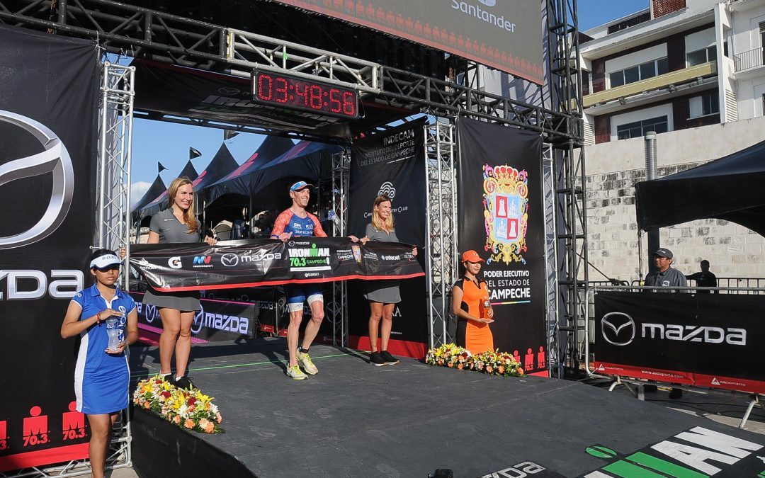 Matt Hanson: How I Won The Campeche 70.3 2020