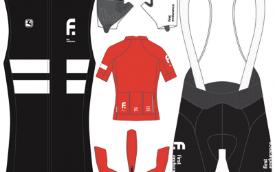 New First Endurance Cycling Kit Now Available