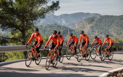 First Endurance Partners With Rally Cycling Team