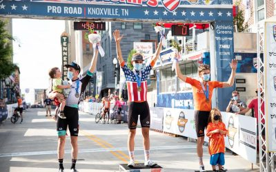 """Rally Cycling has a """"No Chain"""" Day at USPRO"""